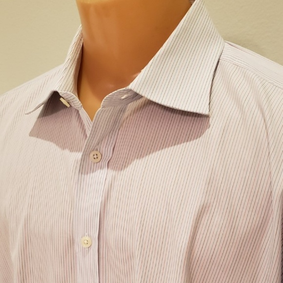 Charles Tyrwhitt Other - Charles Tyrwhitt men's striped cotton shirt sz 19